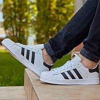 Кроссовки Adidas Superstar White, фото 1