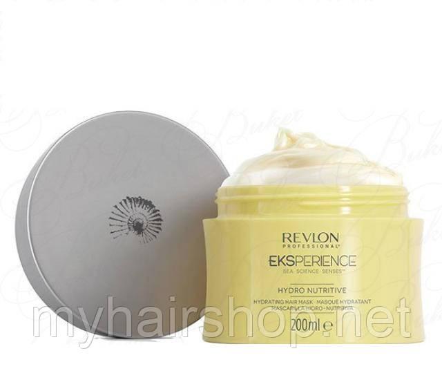 Маска для зволоження і живлення волосся REVLON Eksperience Hydro Nutritive Mask 200 мл