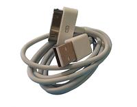 Дата кабель для Apple iPhone 4G, 4S, iPod, iPad