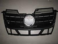 Решетка в капоте голая GTI Volkswagen Golf 5 хетчбек 04-09