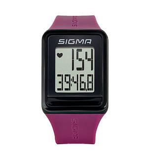Монітор серцевого ритму Sigma Sport iD.GO Plum, фото 2