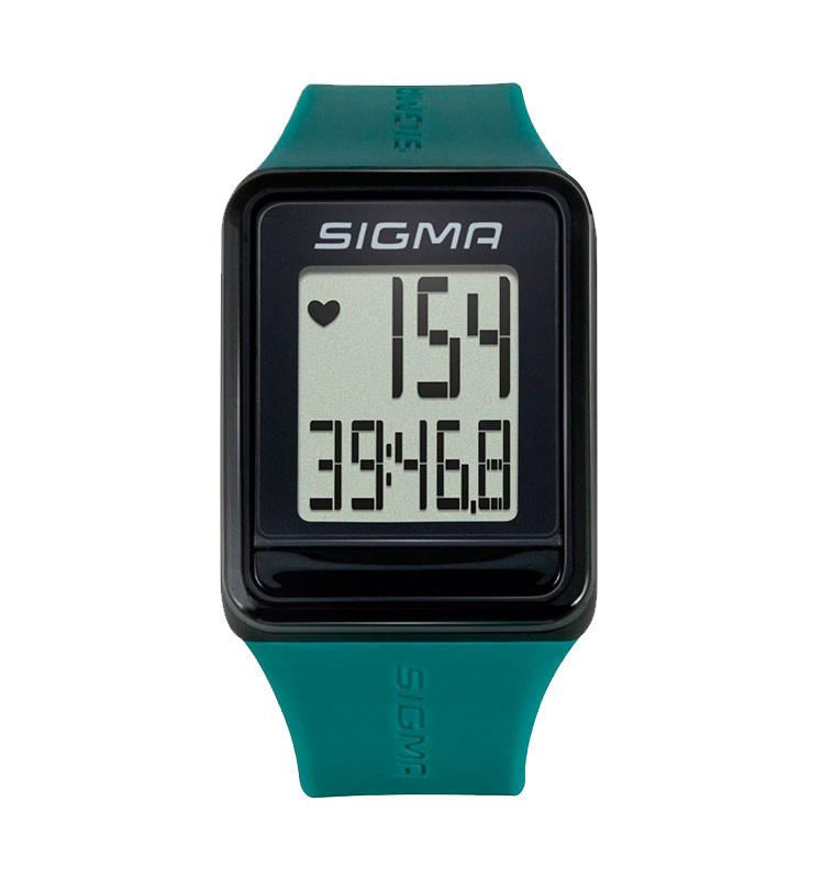 Монітор серцевого ритму Sigma Sport iD.GO Pine Green