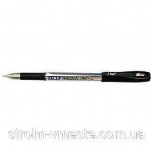 Ручка гелевая «Safron max» черная LINC