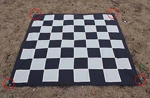Нейлоновое поле шахматное