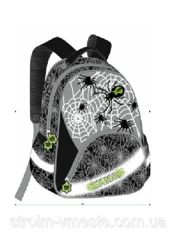 Ранец-рюкзак Spider web, 42*30*18cm 9218, CLASS