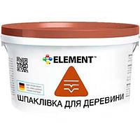 Шпаклевка Element дуб 0.7 кг