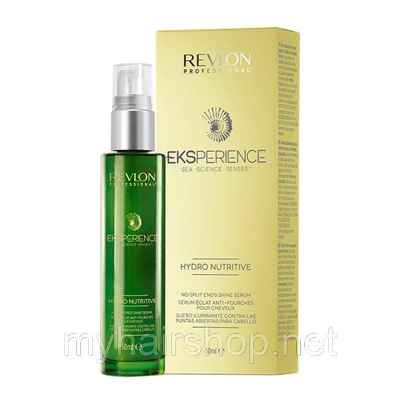 Сироватка для зволоження і живлення волосся REVLON Experience Hydro Nutritive Serum 50 мл