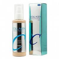Увлажняющая тональная основа c коллагеном Enough Collagen Moisture Foundation №21