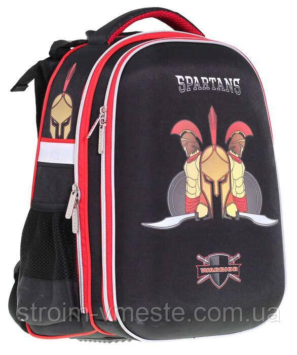 Ранець SchoolCase «Spartan»,2 відд.,39*28*21см, PL, CLASS, арт. 9915