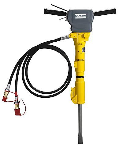 Гидравлический отбойный молоток Atlas Copco LH 230 E