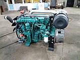 Переоборудование тракторов ХТЗ Т-150, К-700, John Deere, Case, на двигатель Volvo, фото 7