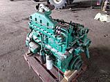 Переоборудование тракторов ХТЗ Т-150, К-700, John Deere, Case, на двигатель Volvo, фото 8