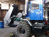 Переоборудование тракторов ХТЗ Т-150, К-700, John Deere, Case, на двигатель Volvo, фото 5