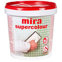 Фуга Mira Supercolour 123 1.2 кг мокрый асфальт