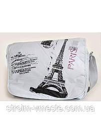 Сумка «Paris», 34*27*10см,Soft PL,сер.,9384,SAFARI, шт