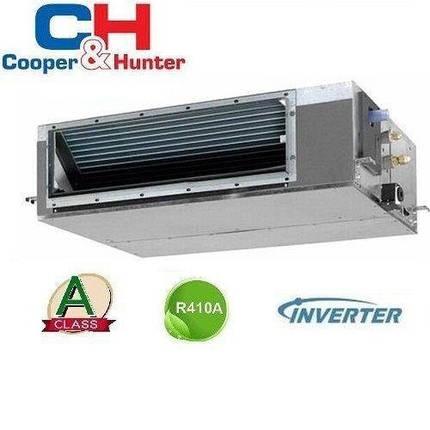 Кондиционер- Cooper&Hunter Inverter Мульти-сплит Канальные блоки (-15°C) CHML-ID09NK, фото 2