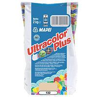 Затирка Mapei Ultracolor Plus 132 бежевая 2 кг