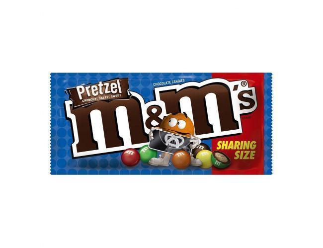 Драже M&M's Pretzel 80,2 g