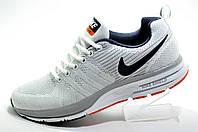 Мужские кроссовки в стиле Nike Zoom Shield, White\Gray