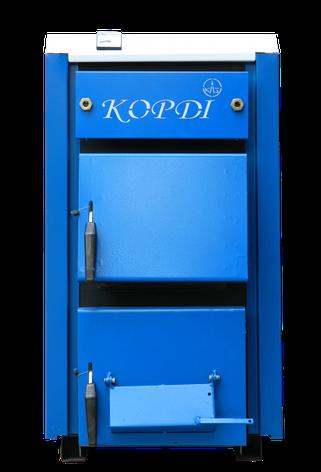 Котлы Корди твердотопливный АОТВ-С 12 кВт.  Бесплатная доставка!, фото 2