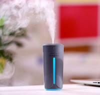 Увлажнитель воздуха для комнаты, рабочего места или машины (УВ-101) Серый