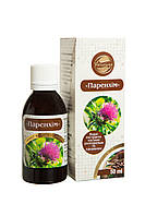 """Капли для печени """"Паренхим"""" - натуральный растительный гепатопротектор, выводит токсины и шлаки."""