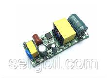 LED драйвер 24-36х1Вт 300мА 84-130В, 36Вт, питание 90-260В