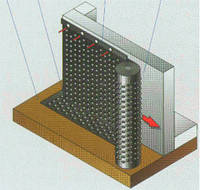 Геомембрана Изолит Profi 0.5 (1*20 м, 1,5*20 м, 2*20 м)
