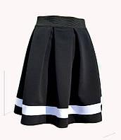 🌼 Школьные юбка подростковая, S M L , фото 1
