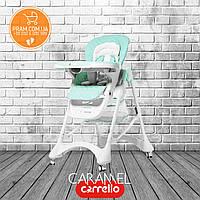 Carrello Caramel CRL-9501/3 стульчик для кормления Sky Blue Голубой