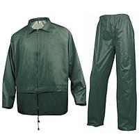 Костюм защитный от дождя EN400 XXL зеленый