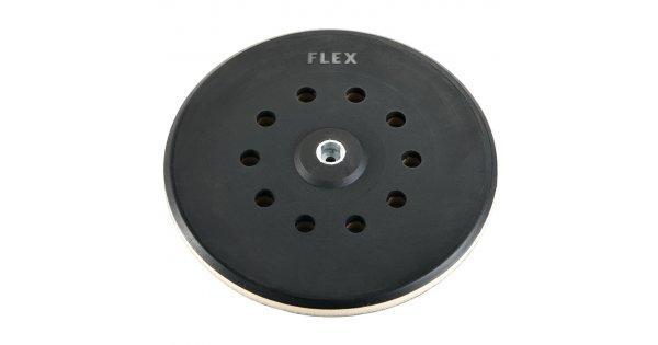 Тарельчатый шлифовальный круг «липучка» 225 мм, средний FLEX 352306