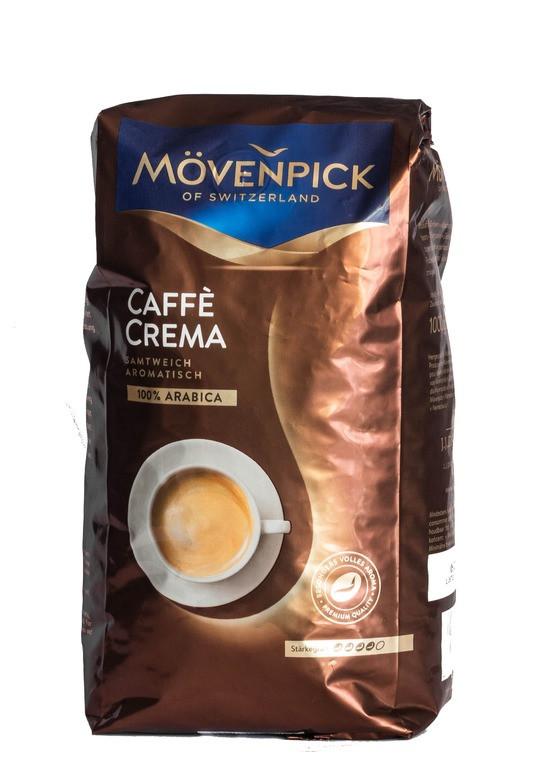 Кофе Movenpick Caffe Crema (500 г) в зернах