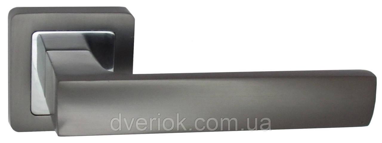 Ручки дверные USK A-70045 Графит