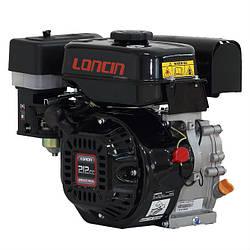 Двигун бензиновий Loncin LC170F