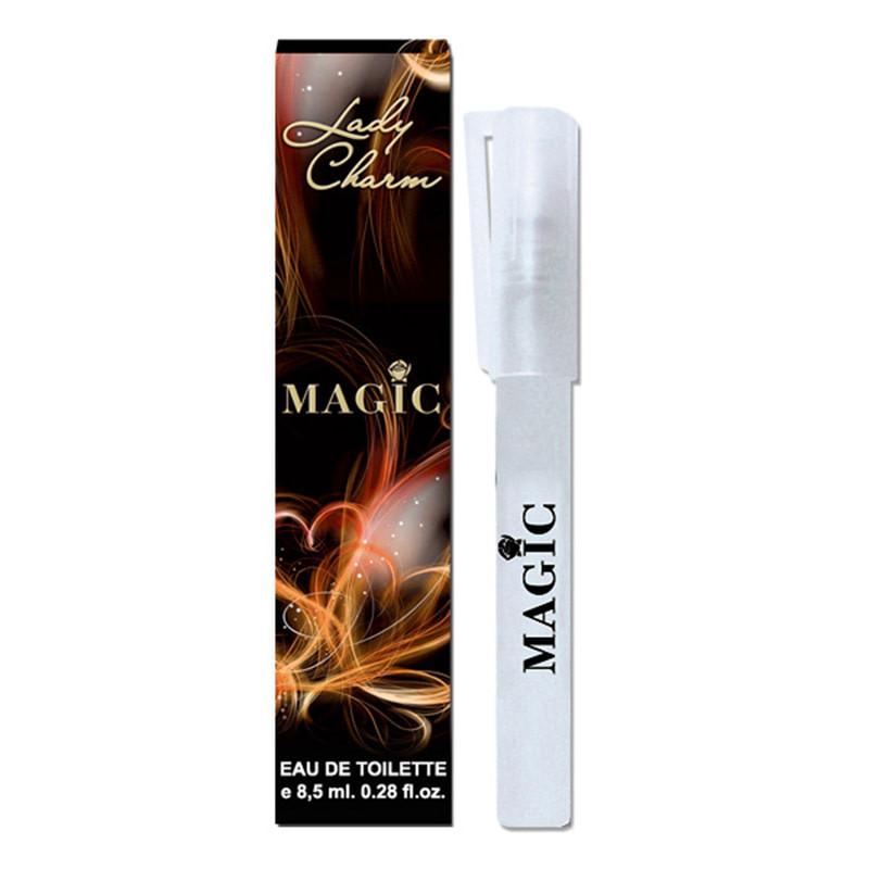 Женская туалетная вода Aroma Collection Lady Magic ручка спрей 8.5 мл