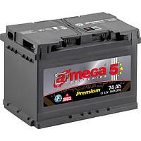 Аккумулятор А-MEGA Premium 74А 12 B