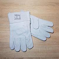 Перчатки сварочные (серые) VIROK