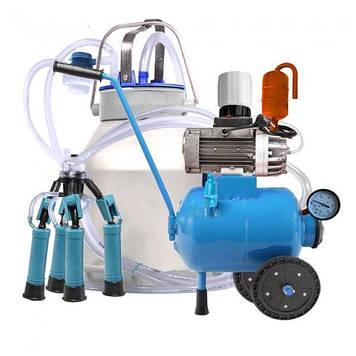 Доїльний апарат Буренка-1 стандарт 3000 масляний
