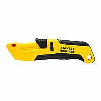 Нож безопасный  для отделочных работ Stanley Tri-Slide