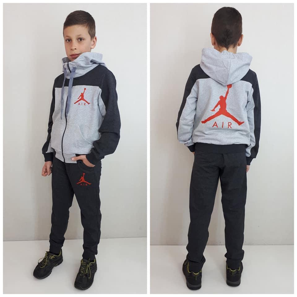 Спортивный костюм  Air  на мальчиков , подростков  от 110 см  и до  128 см