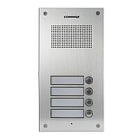 Аудиопанель на 4 абонента Commax DR-4UM