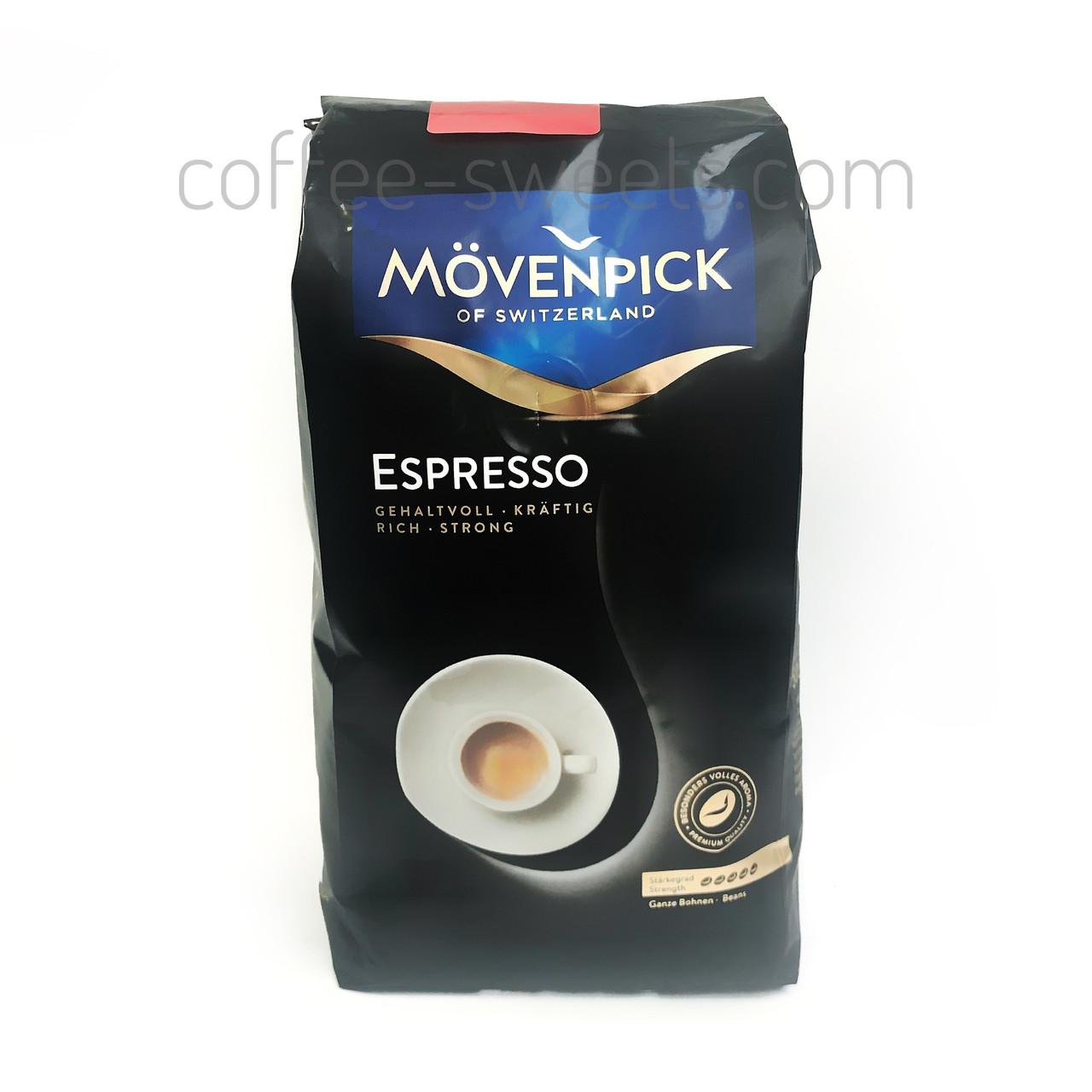 Кофе в зёрнах Movenpick Espresso 500 г