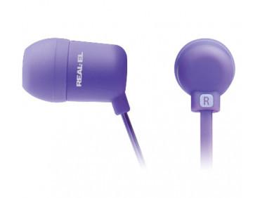 Наушники REAL-EL Z-1600 Violet