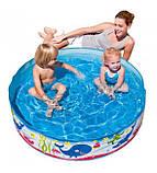 55028 BW, BestWay, Детский ненадувной бассейн 122х25 см, 219 л, фото 2