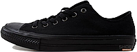 Мужские кеды Converse Chuck Taylor All Star Low Top Black Mono M5039C, Конверс Ол Стар