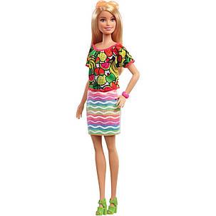Кукла Барби Фруктовый сюрприз Barbie Crayola Rainbow Fruit Surprise, фото 2