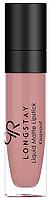 Матовая жидкая помада для губ GOLDEN ROSE LONGSTAY LIQUID MATTE LIPSTICK [37]