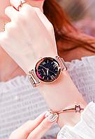 Акция! Часы Женские Geneva Starry Sky Watch на магнитном браслете