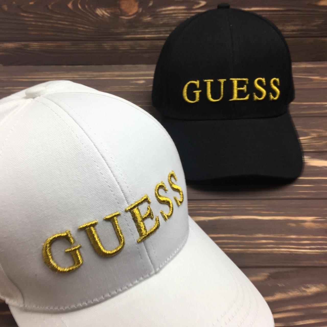 Кепка- Бейсболка Guess